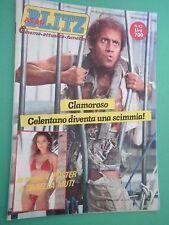 A Albo BLITZ Cinema Rarissimo N 42 del 1982 Celentano e poster Ornella Muti