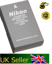 Genuine Original NIKON EN-EL9A DSLR Camera battery, D60 D3000 D5000 D40X EN-EL9