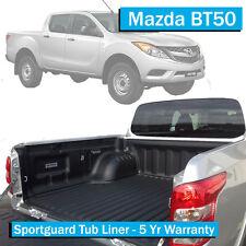 Mazda BT50 (2012-Current) - Sportguard Tub Liner - Mazda - Dual Cab Ute - BT 50