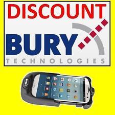 Enterrar Cuna: Samsung Galaxy S4/i9500/9505 [THB Sistema 8 Tomar & Talk Coche Kit Soporte]