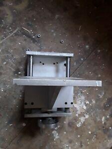 Spindeltisch Hubtisch Frästisch für Kreuztisch Fräse Bohrmaschine