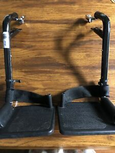 Drive Medical Swing Away Footrest For Wheelchair STDS3J24SF 1 Pair
