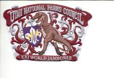 2007 WORLD JAMBOREE -FROM UTAH NATIONAL PARKS COUNCIL