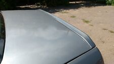 Lip trunk spoiler mercedes W 124 sedan 4 door