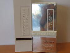 Burberry Sport ICE By Burberry Perfume Women 1.7 oz Eau de Toilette Spray Sealed