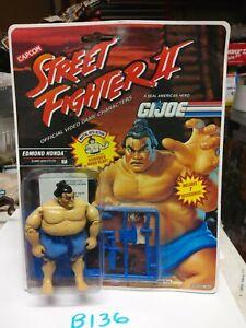 Gi joe street fighter honda moc