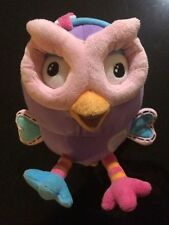 As New - Hootabelle Plush Toy : Giggle and Hoot ABC 4 Kids