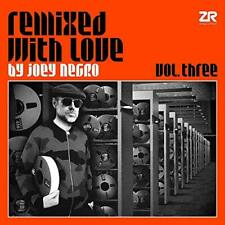 REMIXED WITH LOVE BY JOEY NEGRO  VOL 3 [CD]