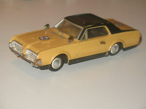 Ideal Motorific Classic Mercury Cougar with chassis and motor