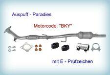 Complet système D/'échappement Ab Kat vw polo 6n 1.4 variante berline pot d/'échappement