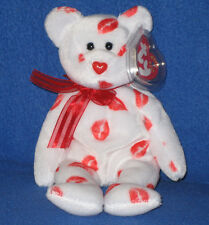 TY SMOOCH the BEAR BEANIE BABY - MINT with MINT TAG