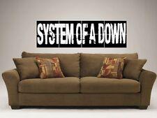 """SYSTEM OF A DOWN 48""""X16"""" INCH WALL MOSAIC POSTER SOAD SERJ TANKIAN"""