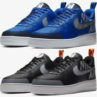 """Nike Air Force 1 Low """"Under Construction"""" Sneakers Men's Lifestyle Comfy Shoes"""