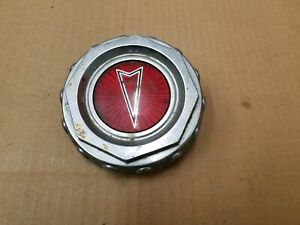 Pontiac OEM 1977-1980 Grand Prix Lemans Chrome Center Cap Hub Dust Cover 253995