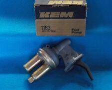 "1984 1987 AMC 4cyl 151"" 1981 1987 Jeep 6cyl 258"" KEM Mechanical Fuel Pump 1183"