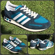 Adidas LA Trainer Vintage Sz UK 9, US 9.5, EU 43, Originals SL 72 74 80 TRX Rare