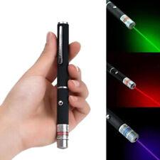 Haute Puissance Pointeur Laser Vert Stylo 100000 M 1 mW Profesional Puissant Faisceau Laser