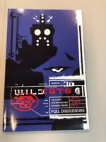 Wild Cats Wildcats Full Disclosure Tpb Paperback Book DC comics