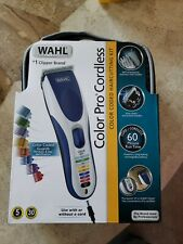 Wahl Color Pro 21-Piece Cordless Hair Clipper Set New In Box - SHIPS NOW! ✂️