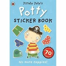 Pirate Pete's Potty sticker activity book by Penguin Books Ltd (Paperback, 2003)