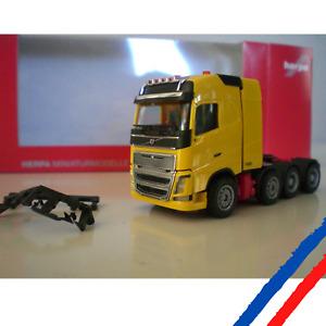 Herpa  VOLVO FH GL XL tracteur lourd jaune - 304788
