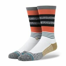 Stance Striped Regular Size Socks for Men