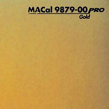 50 m (4,60 € /m) Autofolie, PKW KFZ Folie gold glänzend 61,5 cm