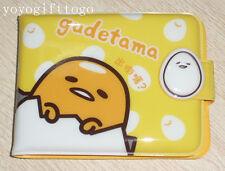 2016 Sanrio Original Gudetama Egg Kids Wallet Purse