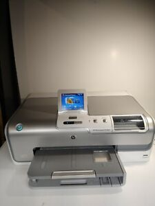 HP Photosmart D7460 Digital Inkjet Printer