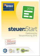 Download-Version WISO steuer:Start 2017 Arbeitnehmer Steuererklärung für 2016