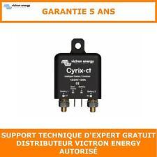Coupleur de Batteries Intelligent Cyrix-ct 12/24V 120A Victron Energy