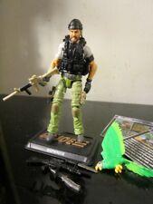 GI Joe 50th Anniversary Night Fox loose figure Desert Duel 2015 SDCC Navy Seal