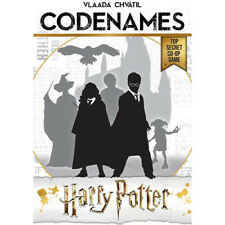 Codenames Harry Potter Party Game Top Secret Coop Game for 2 or More Players