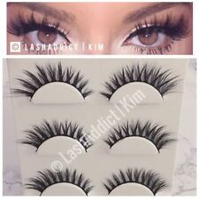 Self-Adhesive Reusable False Eyelashes & Adhesives for sale | eBay