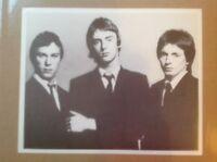 """The Jam Rare Original Anabas 10""""x8"""" Press Promo Photo + Stamp Mod Punk 2Tone"""