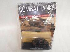 Deagostini Combat Tanks Collection Magazine & Model Issue No 37 Sealed New