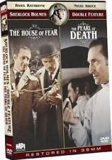 The House of Fear / The Pearl of Death [New DVD]
