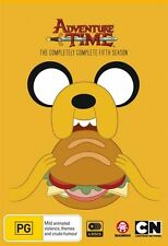 Adventure Time: Complete Season 5 NEW R4 DVD