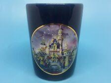 Disneyland 50th Anniversary Castle 50 Year Gold Ears - 3D Shot Glass
