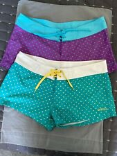 Animal Womens Polka Dot Board Shorts Size 14 beach surf summer