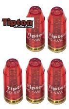 Tipton Snap Cap Polymer   40 S&W    Pack of  5   # 745435   New!