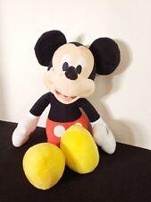 "New listing Disney Mickey Mouse 16"" Plush Toy Disneyland Doll #57"