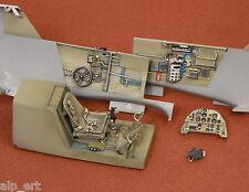 Messerschmitt Bf-109E Cockpit set for TAMIYA/HASEGAWA 1:48 SBS 48013