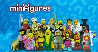 ☆ LEGO MINIFIGURES BUSTINA ☆►NUOVA◄ MISB RANDOM 5 PCS SERIE 17 DI CUI INEDITI 16