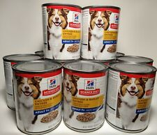 New listing Hill's Science Diet Senior Wet Dog Food, Adult 7+ Chicken and Barley Entre