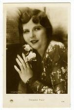 1920's Vintage Movie Star BARBARA KENT antique French photo postcard