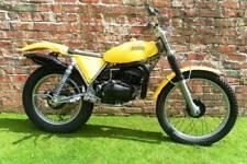 SUZUKI BEAMISH 250 325 SPARK PLUG TRIALS BIKE NGK TWINSHOCK RL 250cc 325cc
