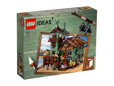 LEGO® Ideas 21310 Alter Angelladen NEU OVP_ Old Fishing Store NEW MISB NRFB