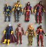 Marvel Legends X-Men Lot of 8 Action Figures, Loose