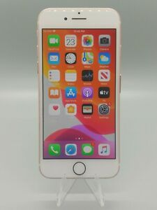 Apple iPhone 7 - 256GB - Rose Gold (Unlocked) A1660 (CDMA + GSM) iOS LTE 4G